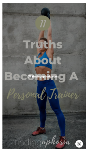 Truth About Become A Personal Trainer