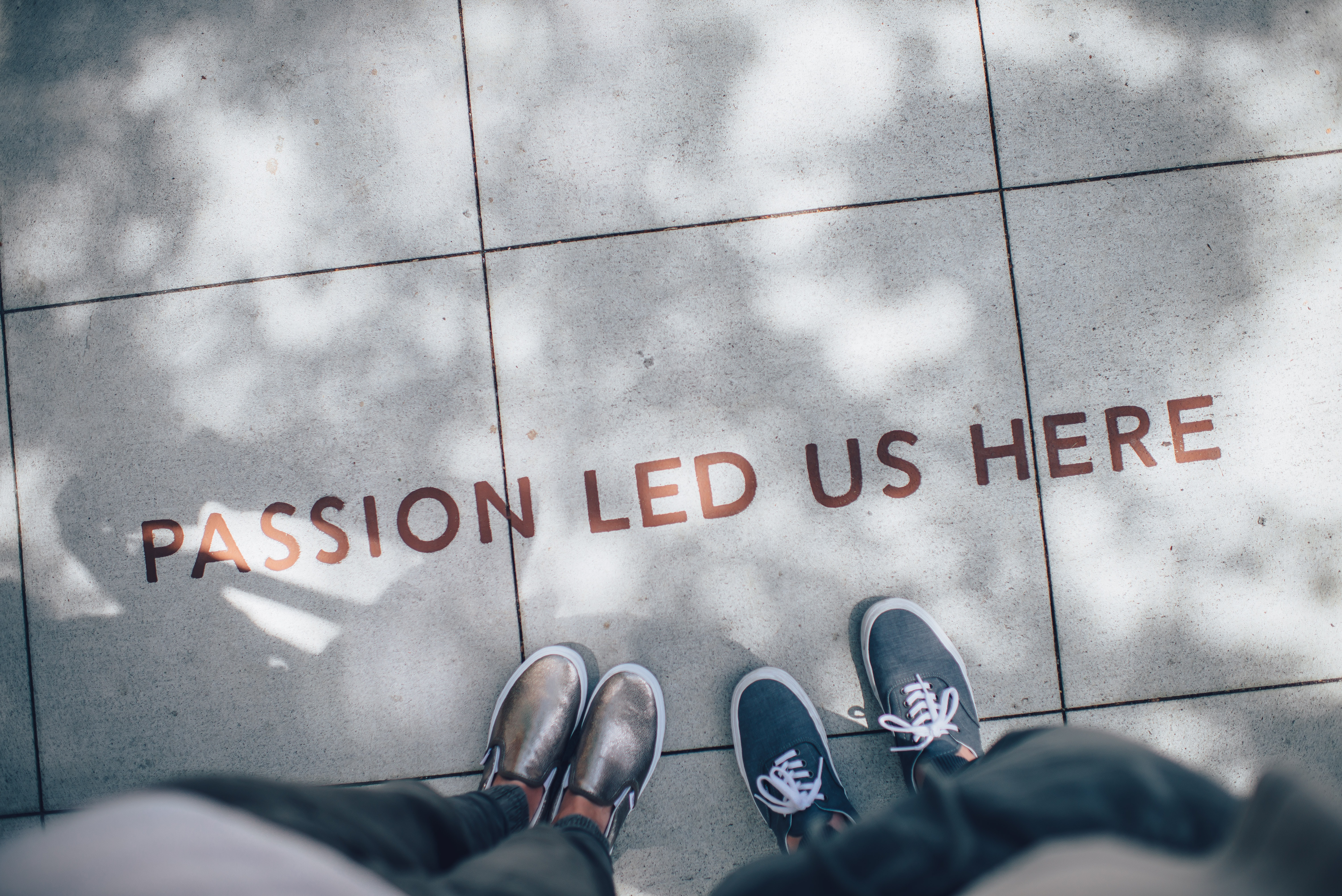 you need passion to start a business