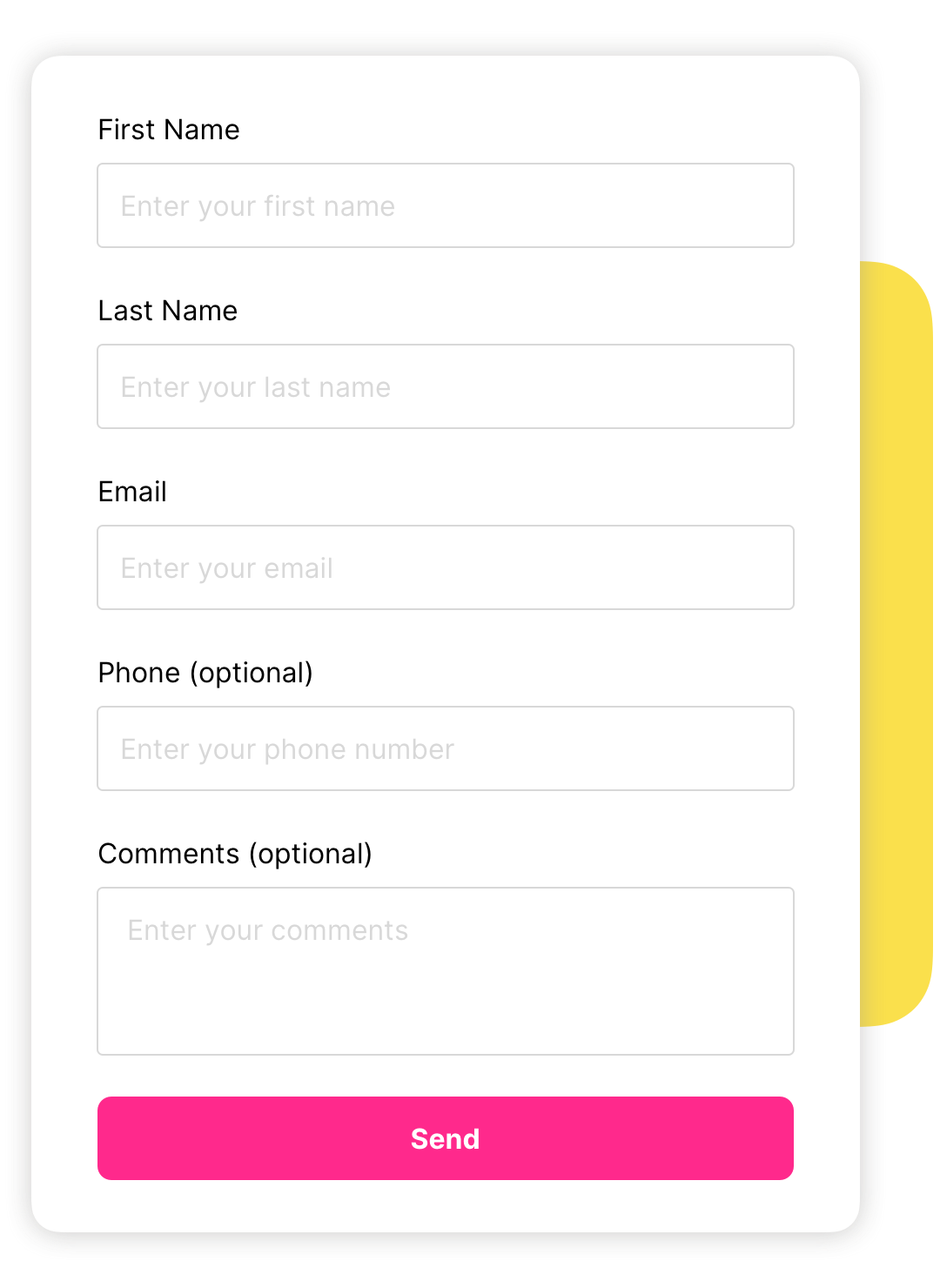 Contacts - feature 2@2x